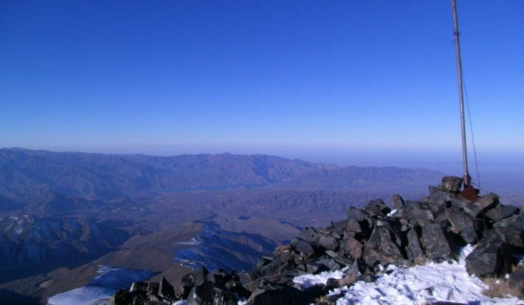 ¿Vamos? Ascenso Morro del Negro (Mendoza)