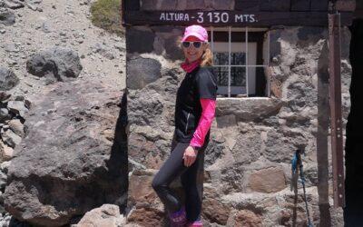 Marcia Palma Romero: «La montaña me dio la mentalidad deportiva que hizo posible mi recuperación»