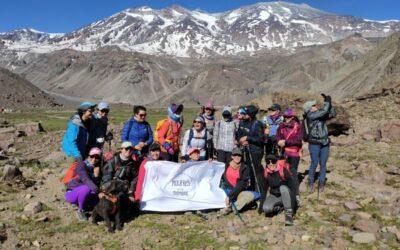 ¿Vamos? Nuevo trekking de altura al Refugio Plantat (Chile)