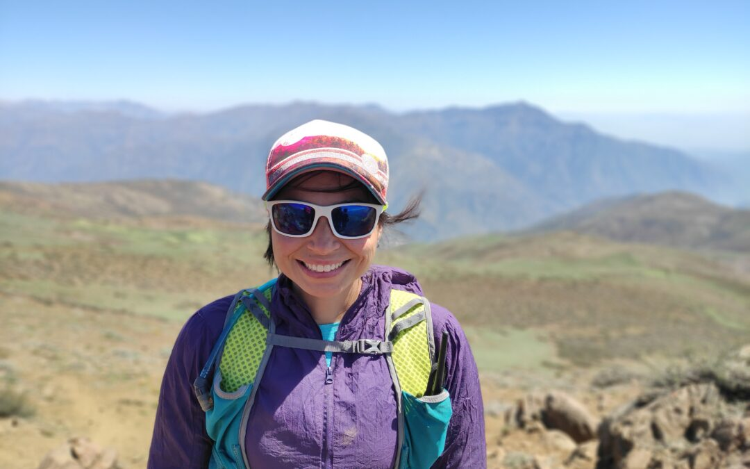 Mujeres Montañistas del Mundo: Loreto, fundadora de Mountain Women Club Chile