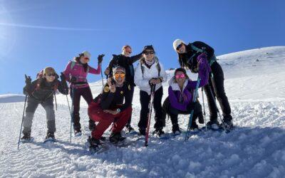 «Mujeres Montañistas del Mundo»: Loreto, fundadora de Mountain Women Club Chile