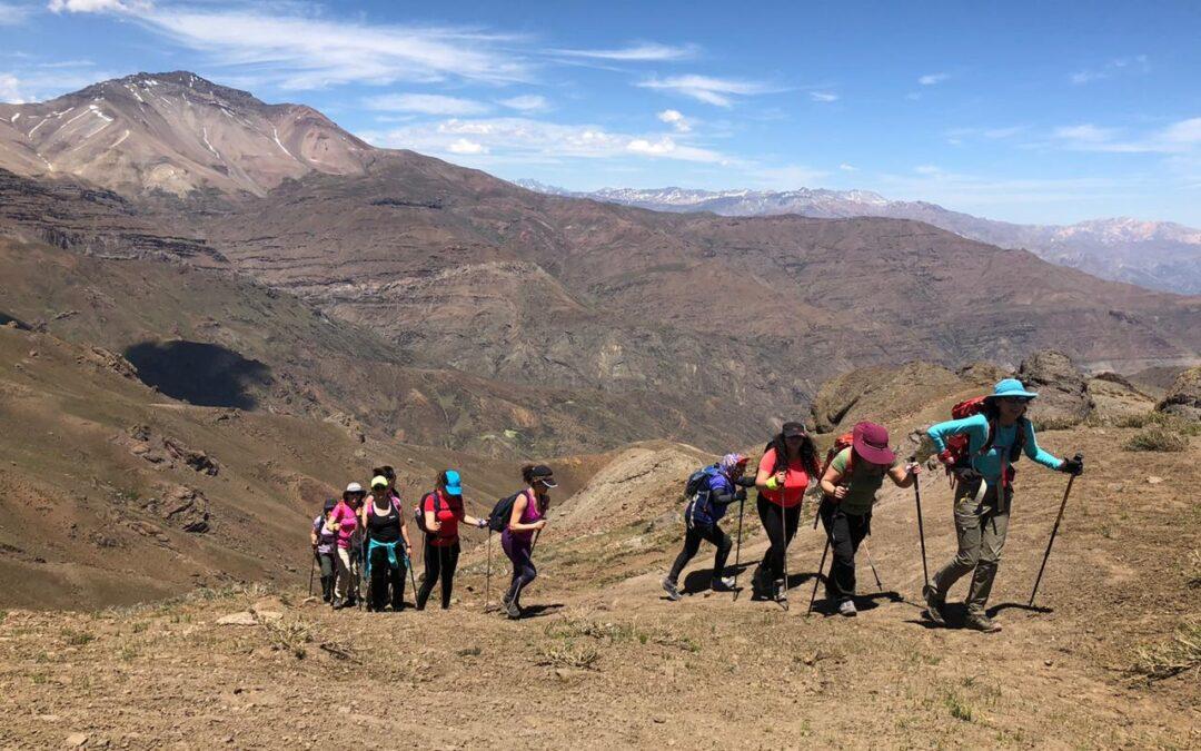 Fin de semana en la montaña: Lagunillas, Cajón del Maipo