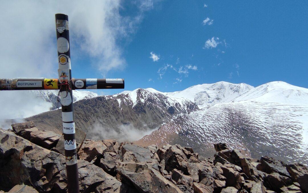 Expedición al Cerro Platita: 08, 09 y 10 de octubre